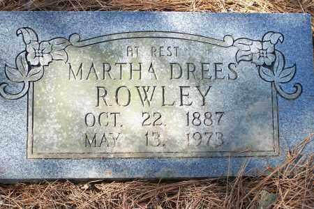 ROWLEY, MARTHA - Clay County, Arkansas | MARTHA ROWLEY - Arkansas Gravestone Photos