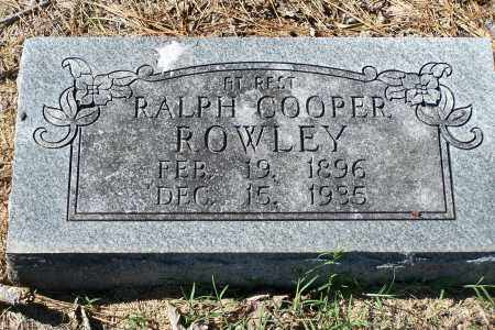 ROWLEY, RALPH COOPER - Clay County, Arkansas | RALPH COOPER ROWLEY - Arkansas Gravestone Photos