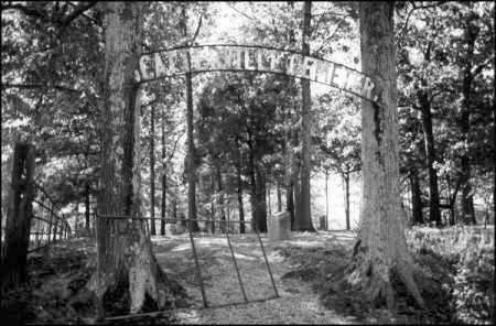 *CEMETERY ENTRANCE,  - Clay County, Arkansas |  *CEMETERY ENTRANCE - Arkansas Gravestone Photos