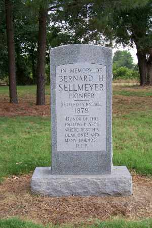 SELLMEYER, BERNARD H. - Clay County, Arkansas | BERNARD H. SELLMEYER - Arkansas Gravestone Photos