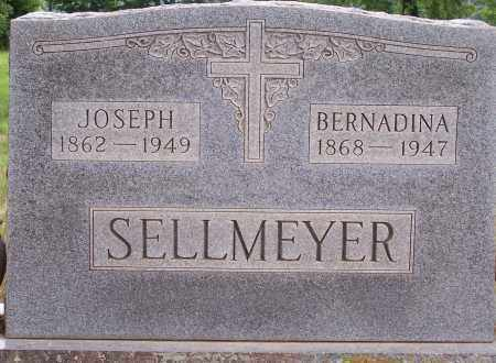 SELLMEYER, BERNADINA - Clay County, Arkansas | BERNADINA SELLMEYER - Arkansas Gravestone Photos