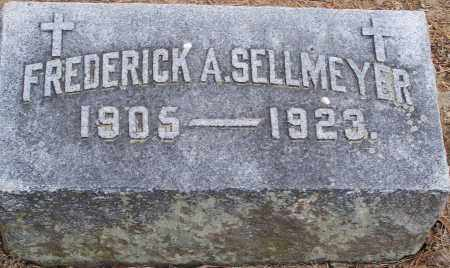 SELLMEYER, FRDERICK A. - Clay County, Arkansas | FRDERICK A. SELLMEYER - Arkansas Gravestone Photos