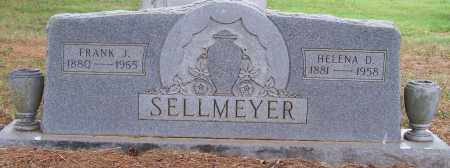 DAHMUS SELLMEYER, HELENA H - Clay County, Arkansas | HELENA H DAHMUS SELLMEYER - Arkansas Gravestone Photos