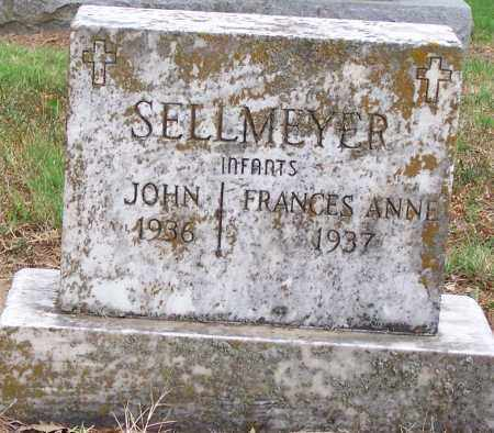 SELLMEYER, FRANCES ANN - Clay County, Arkansas | FRANCES ANN SELLMEYER - Arkansas Gravestone Photos