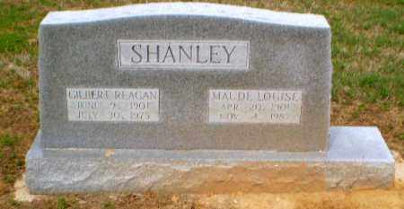 SHANLEY, MAUDLE - Clay County, Arkansas | MAUDLE SHANLEY - Arkansas Gravestone Photos