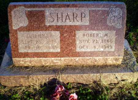SHARP, ROBERT M - Clay County, Arkansas | ROBERT M SHARP - Arkansas Gravestone Photos