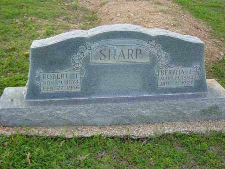 SHARP, ROBERT ISAAC - Clay County, Arkansas | ROBERT ISAAC SHARP - Arkansas Gravestone Photos
