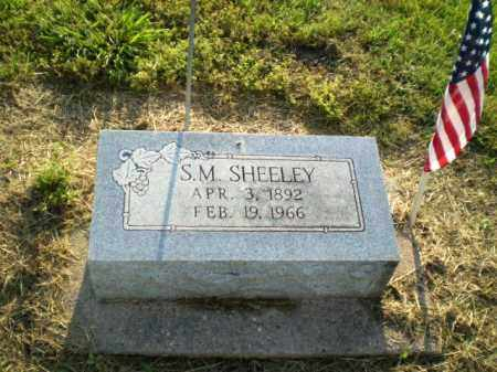 SHEELEY, S.M. - Clay County, Arkansas | S.M. SHEELEY - Arkansas Gravestone Photos