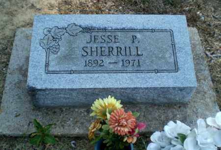 SHERRILL, JESSE P - Clay County, Arkansas | JESSE P SHERRILL - Arkansas Gravestone Photos