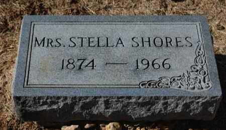 SHORES, STELLA - Clay County, Arkansas | STELLA SHORES - Arkansas Gravestone Photos