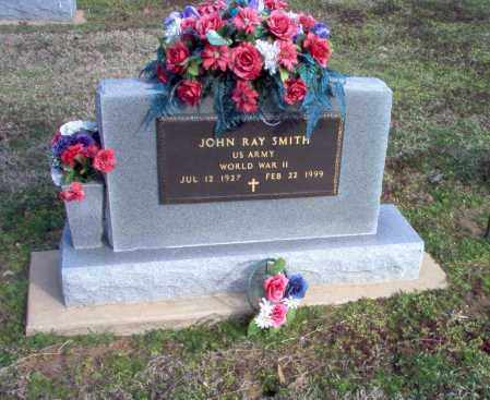 SMITH  (VETERAN WWII), JOHN RAY - Clay County, Arkansas | JOHN RAY SMITH  (VETERAN WWII) - Arkansas Gravestone Photos