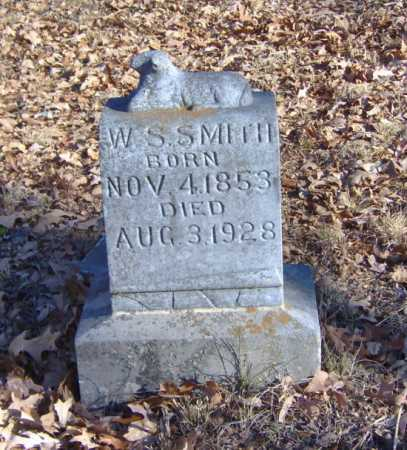 SMITH, W S - Clay County, Arkansas | W S SMITH - Arkansas Gravestone Photos