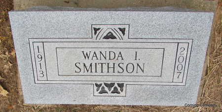 SMITHSON, WANDA ISABELLE - Clay County, Arkansas | WANDA ISABELLE SMITHSON - Arkansas Gravestone Photos