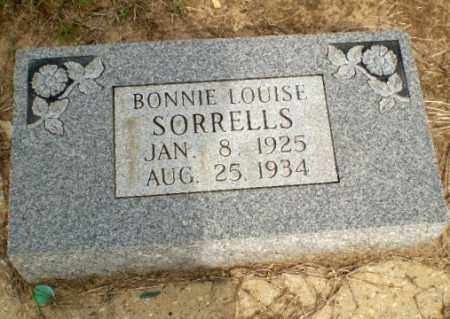 SORRELLS, BONNIE LOUISE - Clay County, Arkansas | BONNIE LOUISE SORRELLS - Arkansas Gravestone Photos