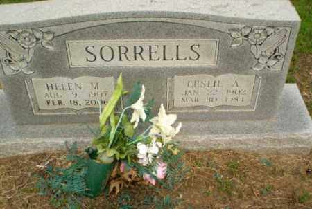 SORRELLS, LESLIE A. - Clay County, Arkansas | LESLIE A. SORRELLS - Arkansas Gravestone Photos