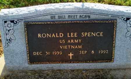 SPENCE  (VETERAN VIET), RONALD LEE - Clay County, Arkansas | RONALD LEE SPENCE  (VETERAN VIET) - Arkansas Gravestone Photos