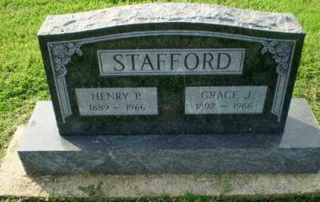 STAFFORD, GRACE J - Clay County, Arkansas | GRACE J STAFFORD - Arkansas Gravestone Photos