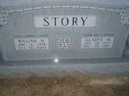 STORY, WILLIAM H - Clay County, Arkansas | WILLIAM H STORY - Arkansas Gravestone Photos