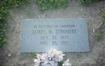 STROMIRE, JAMES M. - Clay County, Arkansas | JAMES M. STROMIRE - Arkansas Gravestone Photos
