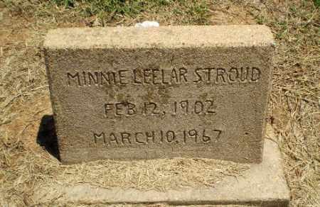 STROUD, MINNIE - Clay County, Arkansas | MINNIE STROUD - Arkansas Gravestone Photos