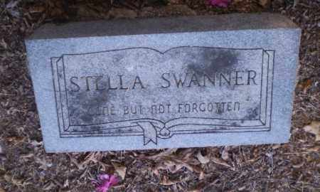 SWANNER, STELLA - Clay County, Arkansas | STELLA SWANNER - Arkansas Gravestone Photos
