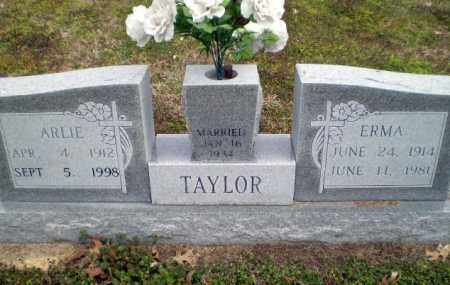 TAYLOR, ARLIE - Clay County, Arkansas | ARLIE TAYLOR - Arkansas Gravestone Photos