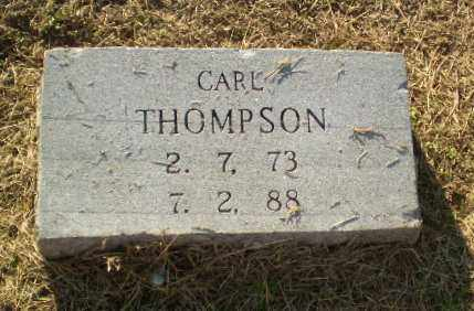 THOMPSON, CARL - Clay County, Arkansas | CARL THOMPSON - Arkansas Gravestone Photos