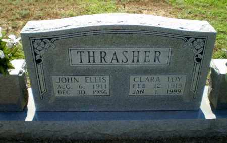THRASHER, JOHN ELLIS - Clay County, Arkansas | JOHN ELLIS THRASHER - Arkansas Gravestone Photos