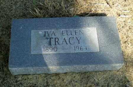TRACY, IVA ELLEN - Clay County, Arkansas | IVA ELLEN TRACY - Arkansas Gravestone Photos