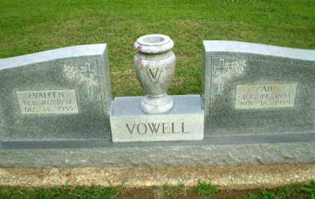 UTLEY VOWELL, EVALEEN - Clay County, Arkansas | EVALEEN UTLEY VOWELL - Arkansas Gravestone Photos