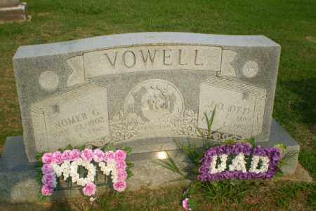 "VOWELL, J.O. ""OTT"" - Clay County, Arkansas 