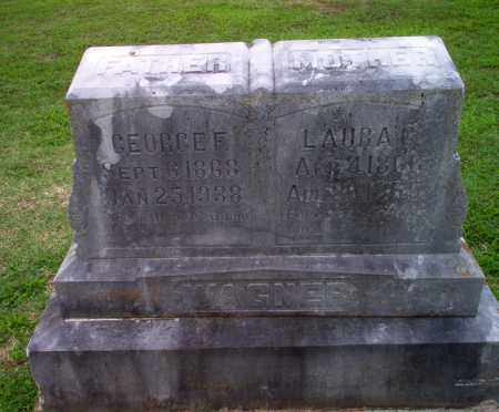WAGNER, LAURA - Clay County, Arkansas | LAURA WAGNER - Arkansas Gravestone Photos