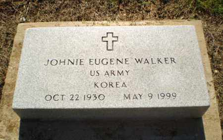 WALKER  (VETERAN KOR), JOHNIE EUGENE - Clay County, Arkansas | JOHNIE EUGENE WALKER  (VETERAN KOR) - Arkansas Gravestone Photos