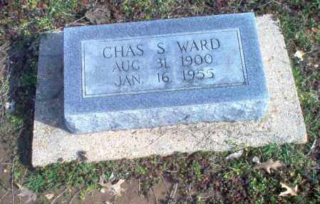 WARD, CHARLES S. - Clay County, Arkansas | CHARLES S. WARD - Arkansas Gravestone Photos