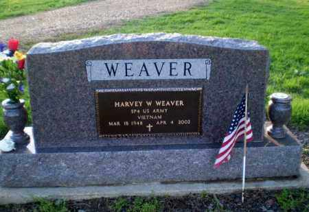 WEAVER  (VETERAN VIET), HARVEY W - Clay County, Arkansas | HARVEY W WEAVER  (VETERAN VIET) - Arkansas Gravestone Photos