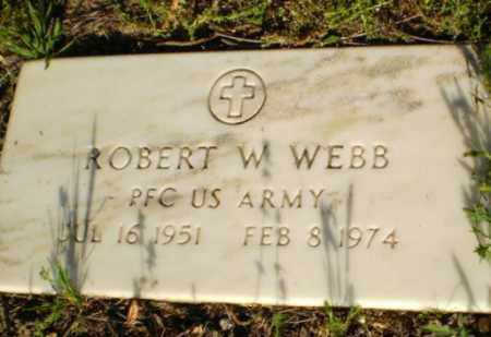 WEBB (VETERAN), ROBERT - Clay County, Arkansas | ROBERT WEBB (VETERAN) - Arkansas Gravestone Photos