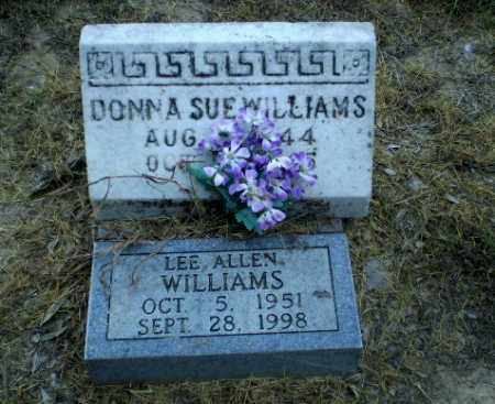 WILLIAMS, DONNA SUE - Clay County, Arkansas | DONNA SUE WILLIAMS - Arkansas Gravestone Photos