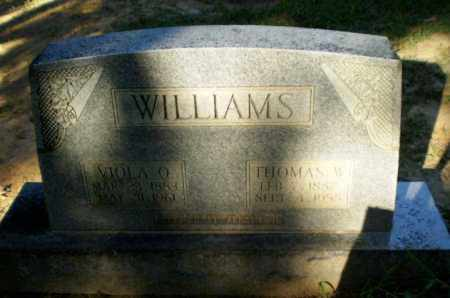 WILLIAMS, VIOLA O - Clay County, Arkansas | VIOLA O WILLIAMS - Arkansas Gravestone Photos