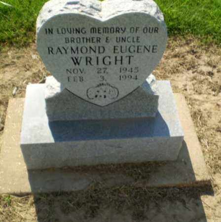 WRIGHT, RAYMOND EUGENE - Clay County, Arkansas | RAYMOND EUGENE WRIGHT - Arkansas Gravestone Photos
