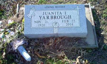 YARBROUGH, JUANITA I. - Clay County, Arkansas | JUANITA I. YARBROUGH - Arkansas Gravestone Photos