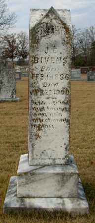 BIVENS, J. E. - Cleburne County, Arkansas | J. E. BIVENS - Arkansas Gravestone Photos
