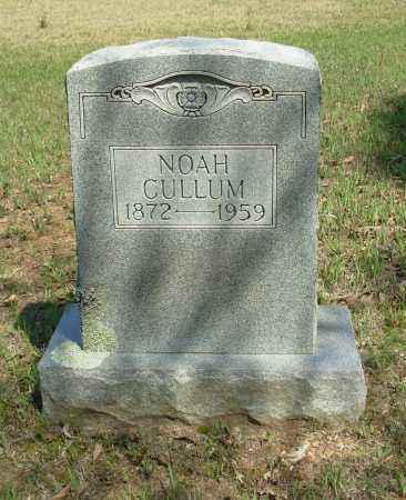 CULLUM, NOAH - Cleburne County, Arkansas | NOAH CULLUM - Arkansas Gravestone Photos