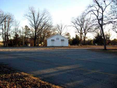 *EVERETT CEMETERY VIEW,  - Cleburne County, Arkansas |  *EVERETT CEMETERY VIEW - Arkansas Gravestone Photos