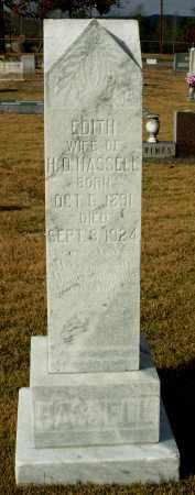 HASSELL, EDITH H. - Cleburne County, Arkansas | EDITH H. HASSELL - Arkansas Gravestone Photos