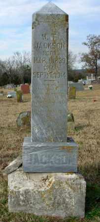 JACKSON, H. T. - Cleburne County, Arkansas | H. T. JACKSON - Arkansas Gravestone Photos