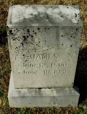 JAMES, JOHN J. - Cleburne County, Arkansas | JOHN J. JAMES - Arkansas Gravestone Photos