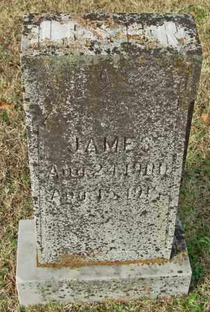 JAMES, LESTER - Cleburne County, Arkansas | LESTER JAMES - Arkansas Gravestone Photos