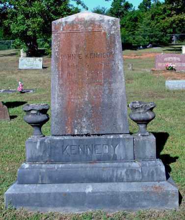 KENNEDY (VETERAN WWI), JOHN E. - Cleburne County, Arkansas | JOHN E. KENNEDY (VETERAN WWI) - Arkansas Gravestone Photos