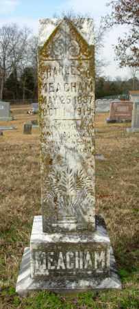 MEACHAM, CHARLES O. - Cleburne County, Arkansas | CHARLES O. MEACHAM - Arkansas Gravestone Photos