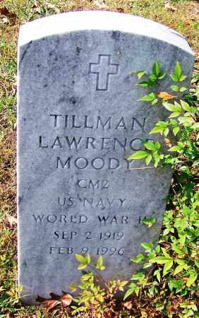 MOODY (VETERAN WWII), TILLMAN LAWRENCE - Cleburne County, Arkansas | TILLMAN LAWRENCE MOODY (VETERAN WWII) - Arkansas Gravestone Photos